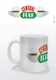 Friends - Central Perk Logo