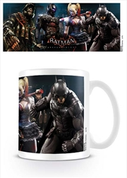 Batman Arkham Knight - Characters | Merchandise