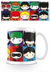 DC Comics - Justice League Characters Chibi | Merchandise