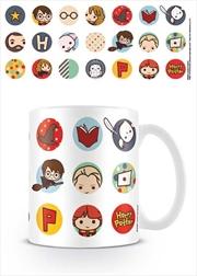 Harry Potter - Kawaii Circles | Merchandise