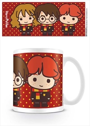 Harry Potter - Kawaii Harry Ron Hermione