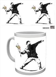 Banksy - Flower Bomber | Merchandise