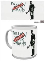 Banksy - Follow Your Dreams | Merchandise