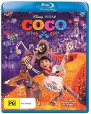Coco | Blu-ray
