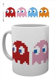 Pacman - Ghosts | Merchandise