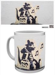 Banksy - Ghetto Rat | Merchandise
