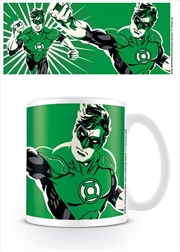 DC Comics - Justice League Green Lantern Colour