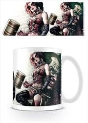 DC Comics - Harley Quinn Wall