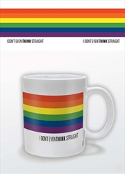 I Don't Even Think Straight   Merchandise