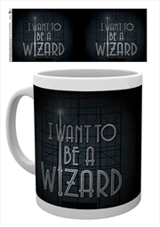 Fantastic Beasts And Where To Find Them - I Want To Be A Wizard | Merchandise