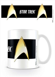 Star Trek - Insignia Black | Merchandise