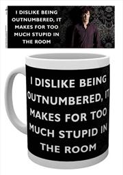 Sherlock - Insult | Merchandise