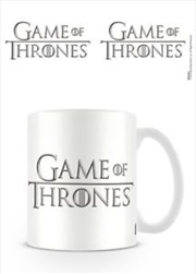 Game Of Thrones - Logo | Merchandise