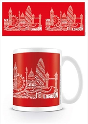 Citography - London Red   Merchandise