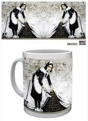 Banksy - Maid   Merchandise