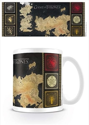 Game of Thrones - Map | Merchandise