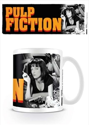 Pulp Fiction - Mia
