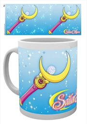 Sailor Moon - Moon Stick Logo