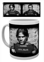 Supernatural - Mug Shots