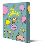 Lorax: Special How to Save the Planet edition | Hardback Book