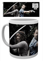 The Walking Dead - Rick And Michone