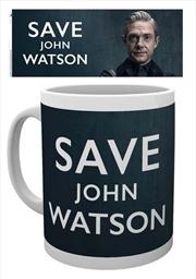 Sherlock - Save John Watson
