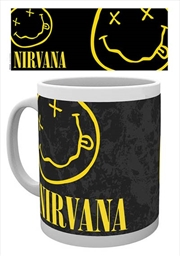 Nirvana - Smiley | Merchandise