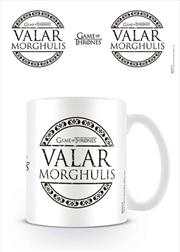 Game of Thrones - Valar Morghulis | Merchandise