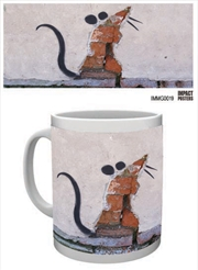 Banksy - Brick Rat | Merchandise