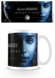Game Of Thrones - Winter Is Here Daenereys | Merchandise