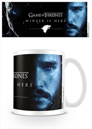 Game Of Thrones - Winter Is Here Jon