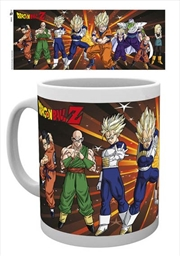 Dragon Ball Z - Z Fighters