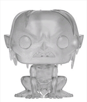 The Lord of the Rings - Gollum Invisible | Pop Vinyl