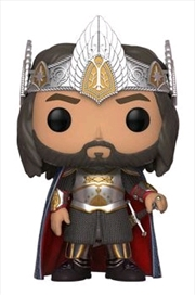 The Lord of the Rings - King Aragorn | Pop Vinyl