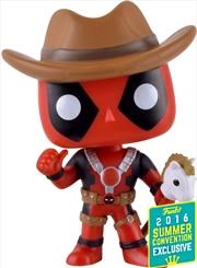 Deadpool - Cowboy Deadpool