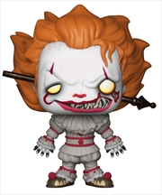 IT - Pennywise With Wrought Iron
