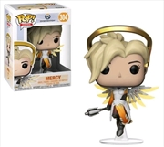 Overwatch - Mercy | Pop Vinyl