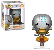 Overwatch - Zenyatta | Pop Vinyl