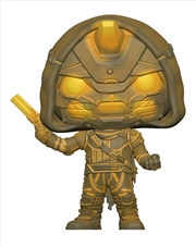 Destiny - Cayde-6 with Gold Gun