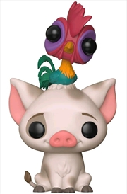 Moana - Pua with Hei Hei US Exclusive Pop! Vinyl [RS] | Pop Vinyl