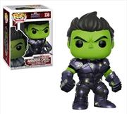 Future Fight - Amadeus Cho as Hulk | Pop Vinyl