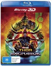 Thor - Ragnarok | 3D Blu-ray