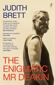 The Enigmatic Mr Deakin | Paperback Book