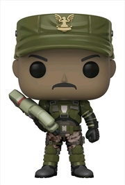 Halo - Sgt Johnson (with chase) Pop! Vinyl