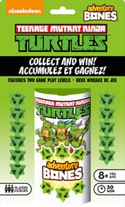 Teenage Mutant Ninja Turtles Adventure Bones Dice Game | Merchandise