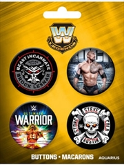 WWE Legends Badge Pack | Merchandise