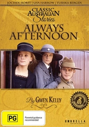 Always Afternoon | DVD