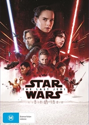 Star Wars - The Last Jedi | DVD