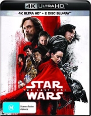Star Wars - The Last Jedi | Blu-ray + UHD