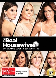 Real Housewives Of Orange County - Season 1-12, The